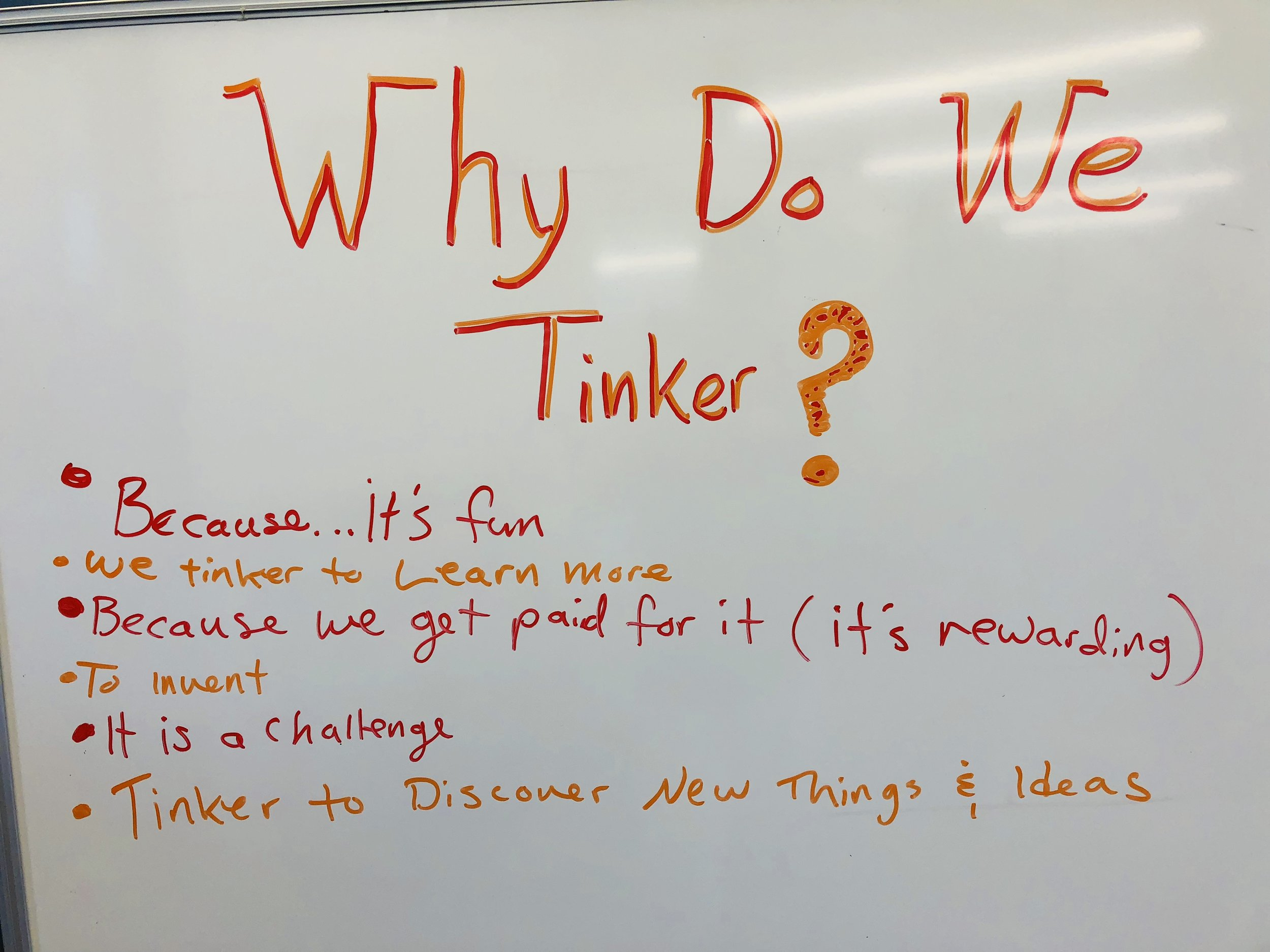 Our group summary