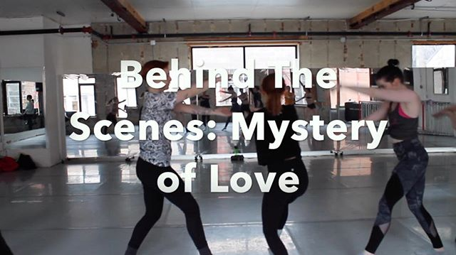 Getting excited for Trials & Tribulations? We definitely are! Swipe to check out some behind the scene footage from one of our pieces this year; choreographed by the lovely Hana Bell to Mystery of Love 💖 Show dates are March 22nd and 23rd at 8pm and March 24th at 2pm! Purchase tickets on our website at silhouettesdanceco.com/events and in our insta bio! •