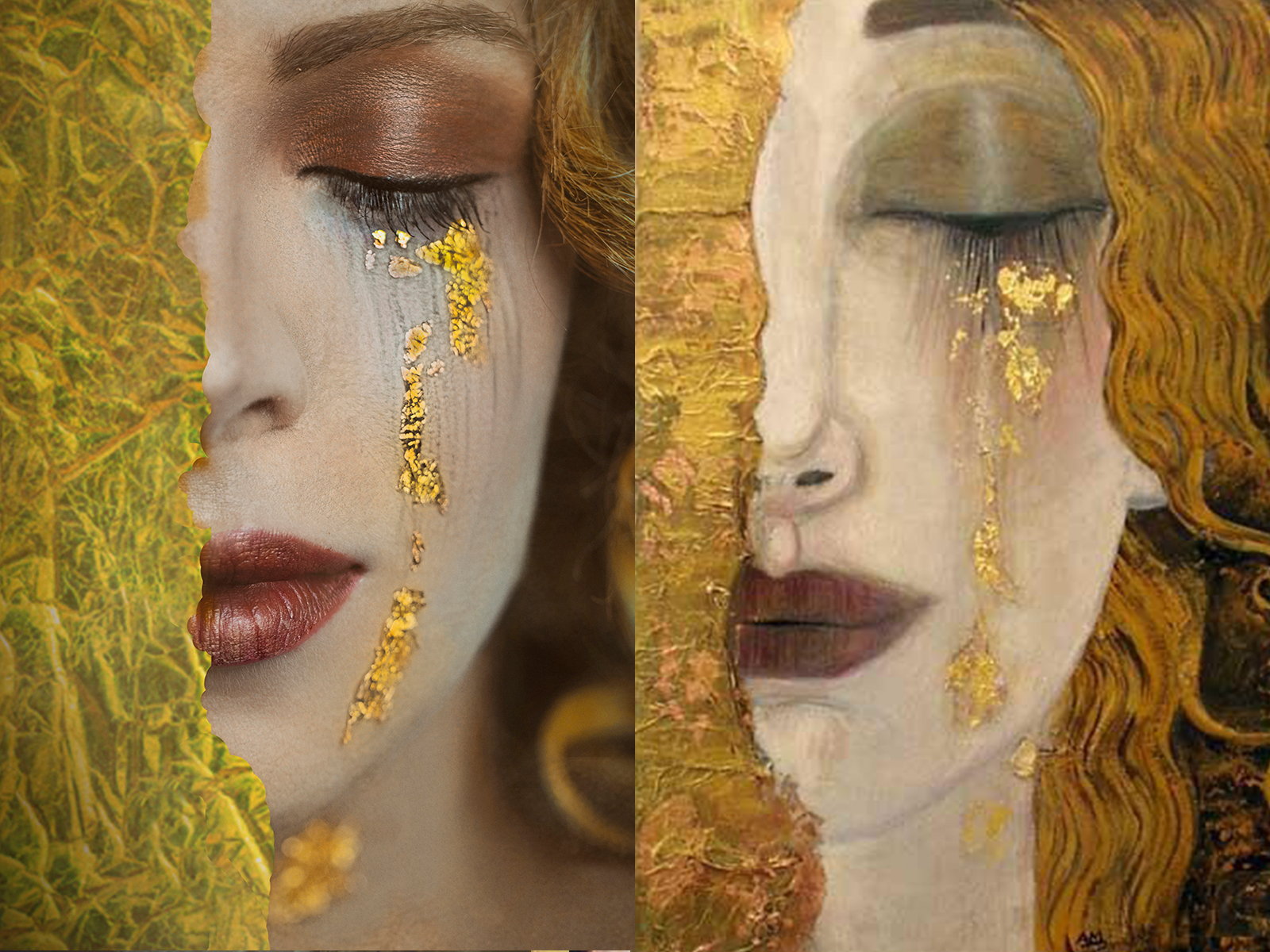 "Anne Marie Zilberman, ""lacrime di Freyja"""