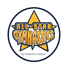 Gymnastics is held every Tuesday at 9:00