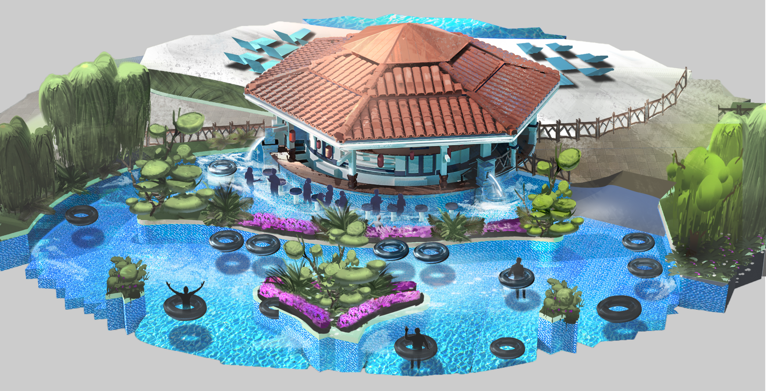 Resort Water Park