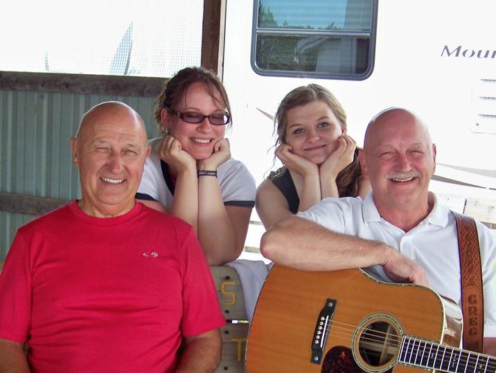 Bill, Katie, Alison, Greg