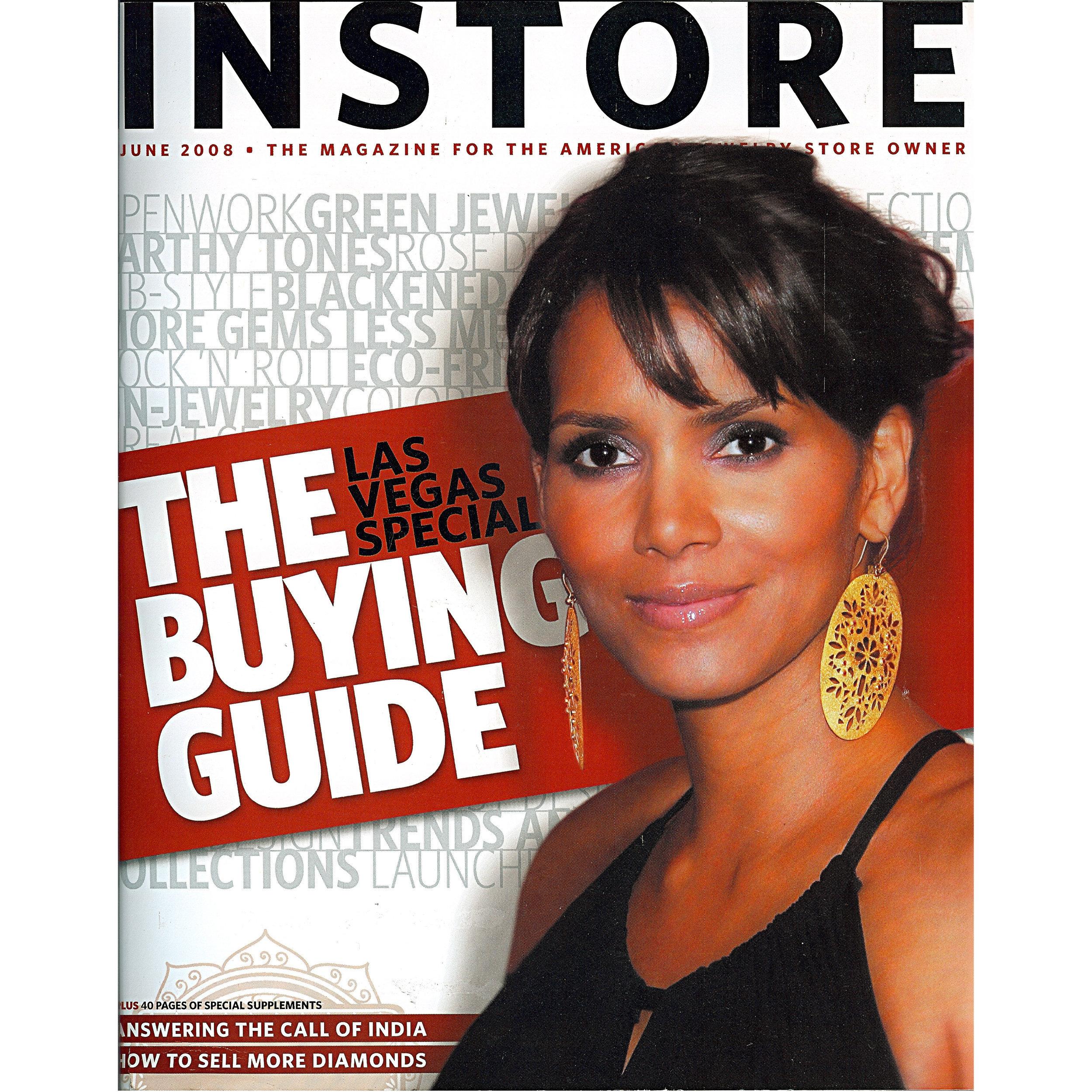 INSTORE - June 2008