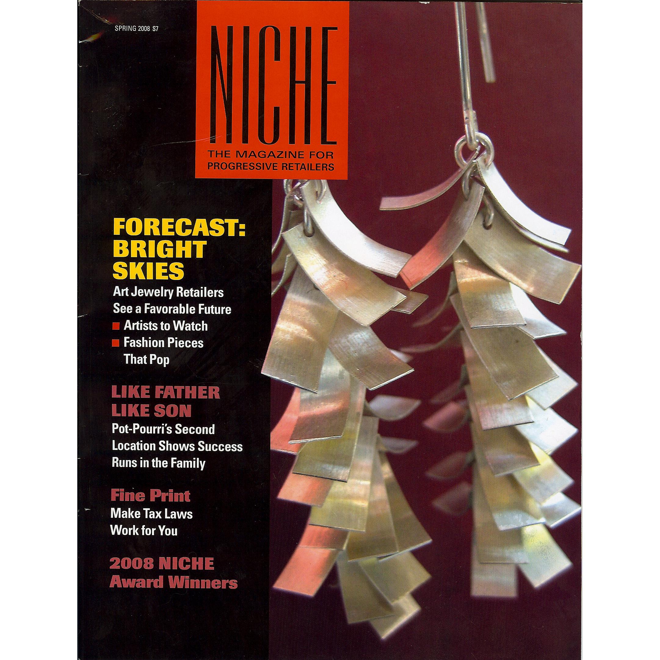 NICHE magazine - Spring 2008