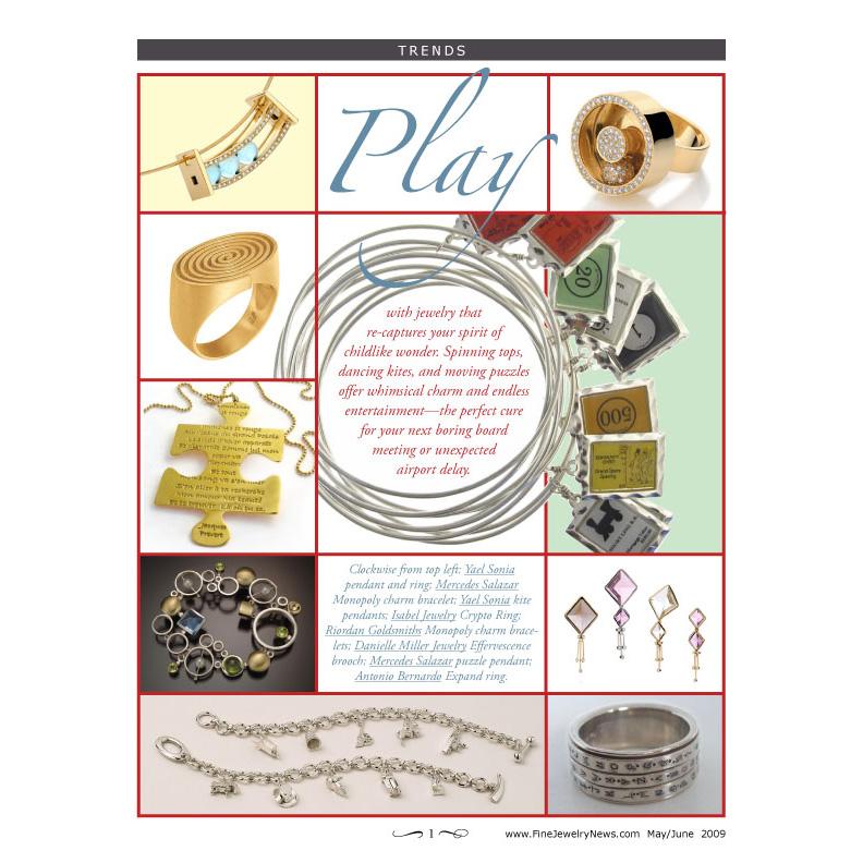 Fine Jewelry News - May 2009