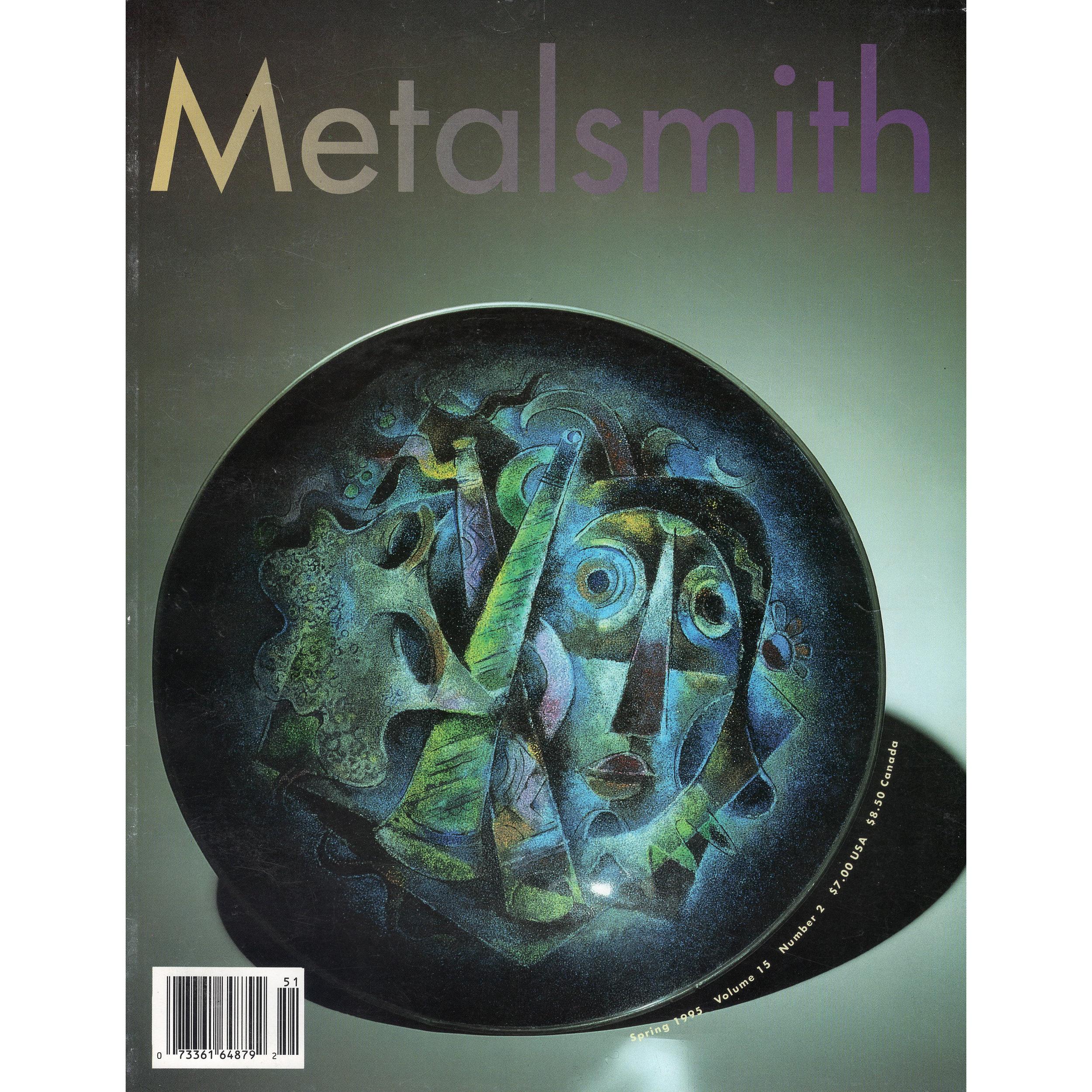 Metalsmith magazine - Spring 1995