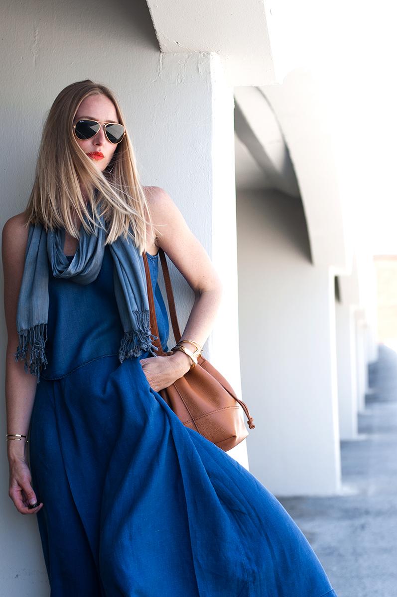 J Crew Downing Bucket Bag, Blogger Style Spring 2015
