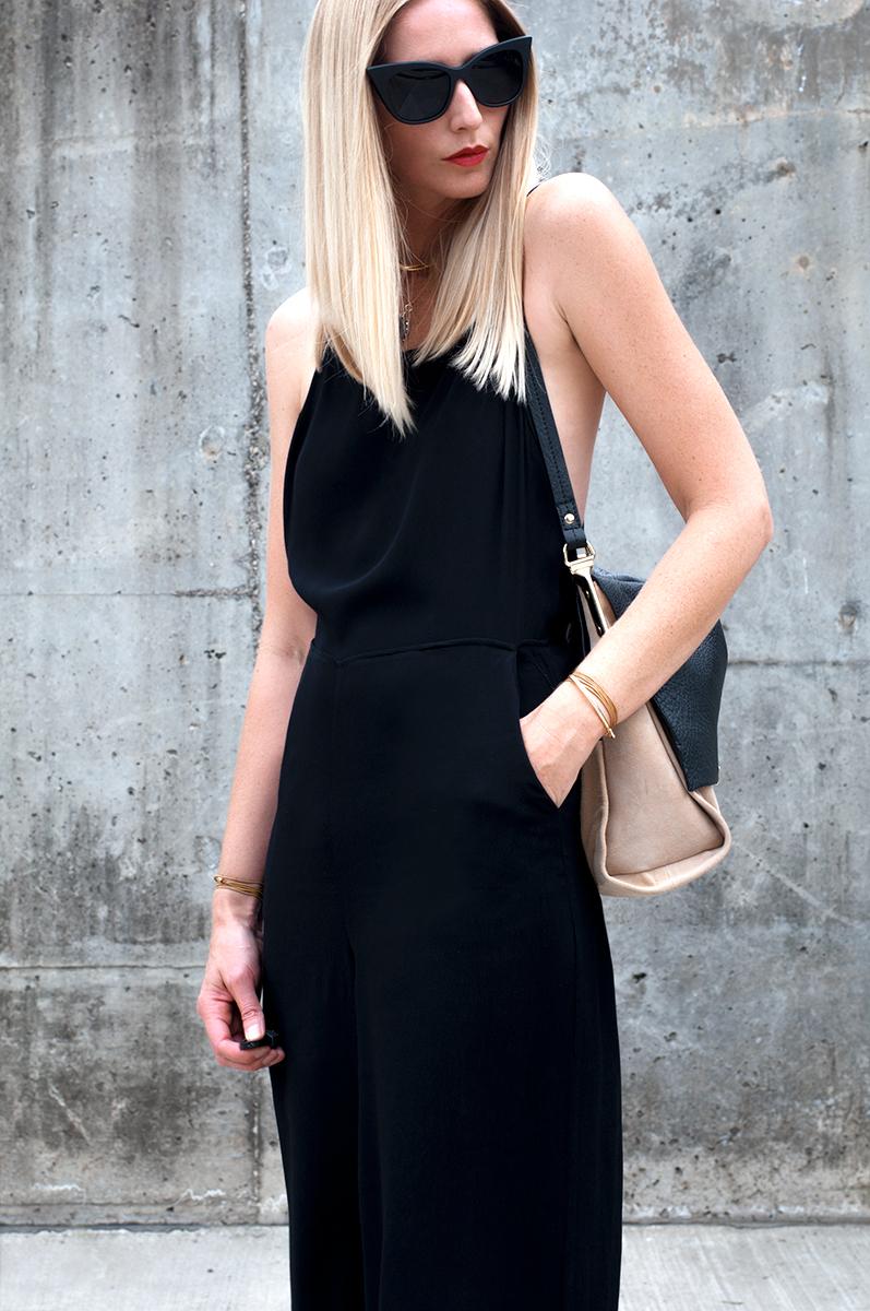 Mininal Monochrome Outfit Ideas, Blogger Style 2015