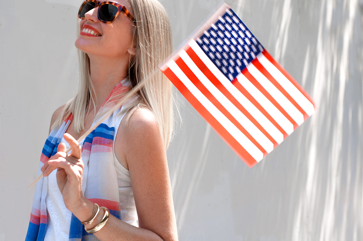 4th of July Outfit Inspiration, Blogger Style