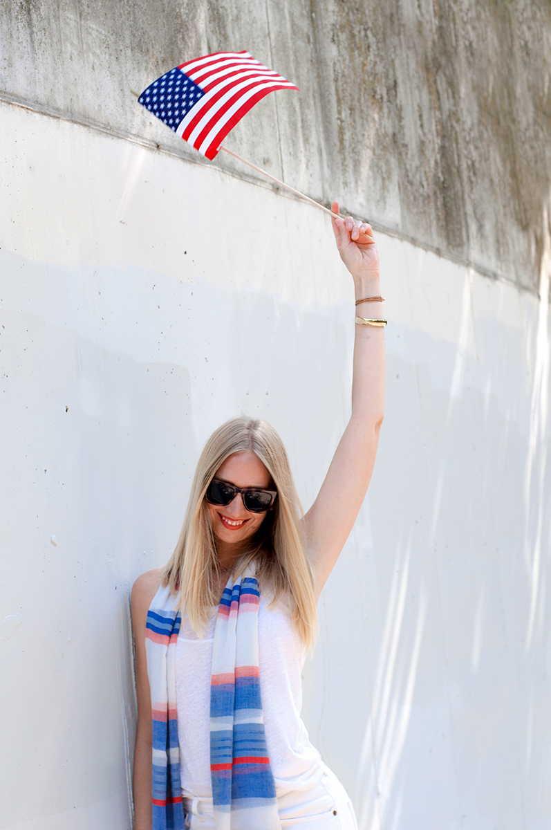 Fourth of July Outfit Inspiration, Blogger Style
