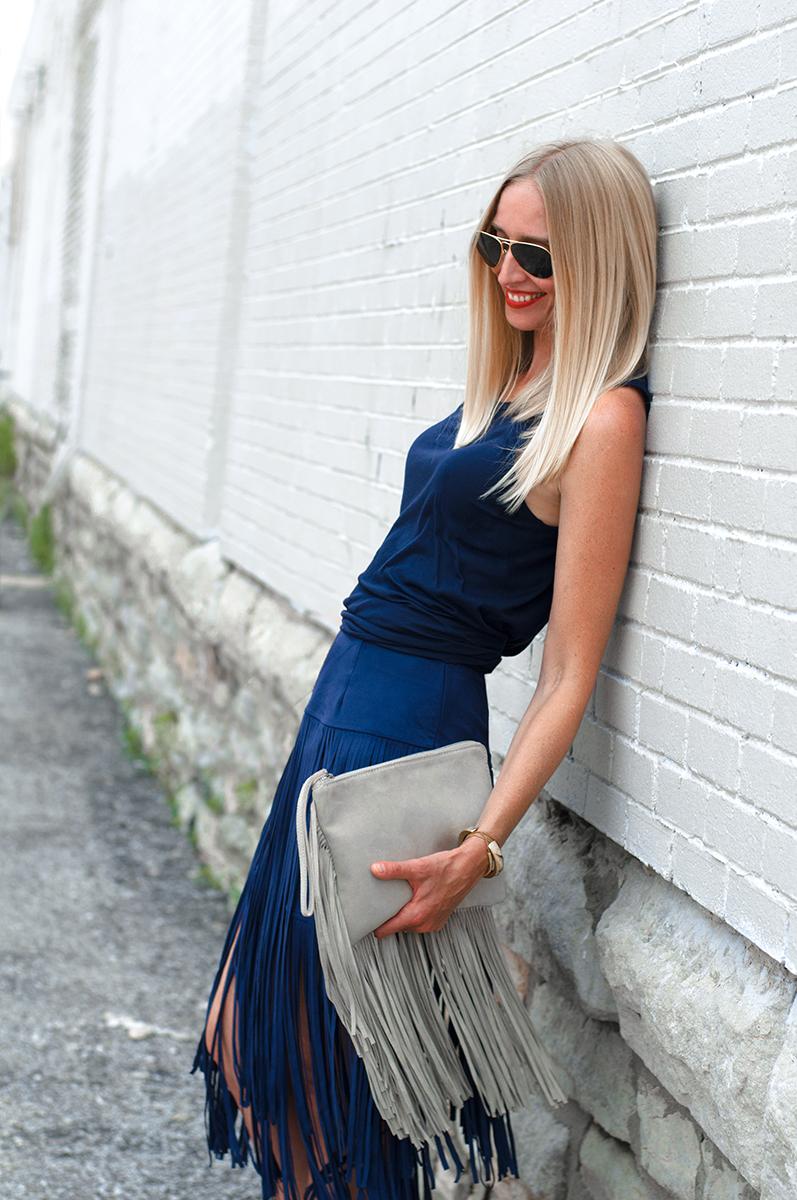 Fringe Outfit Inspiration, Blogger Style Summer 2015