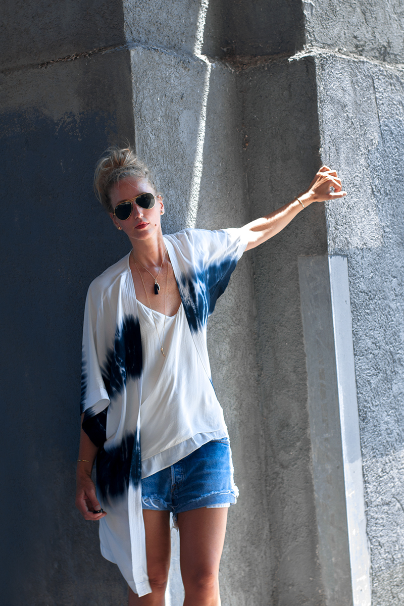 Kimono Outfit Inspiration, Blogger Style Summer 2015