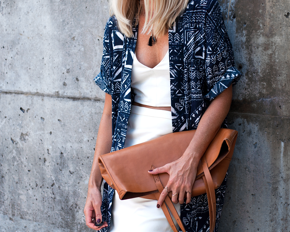 J Crew Downing Tote