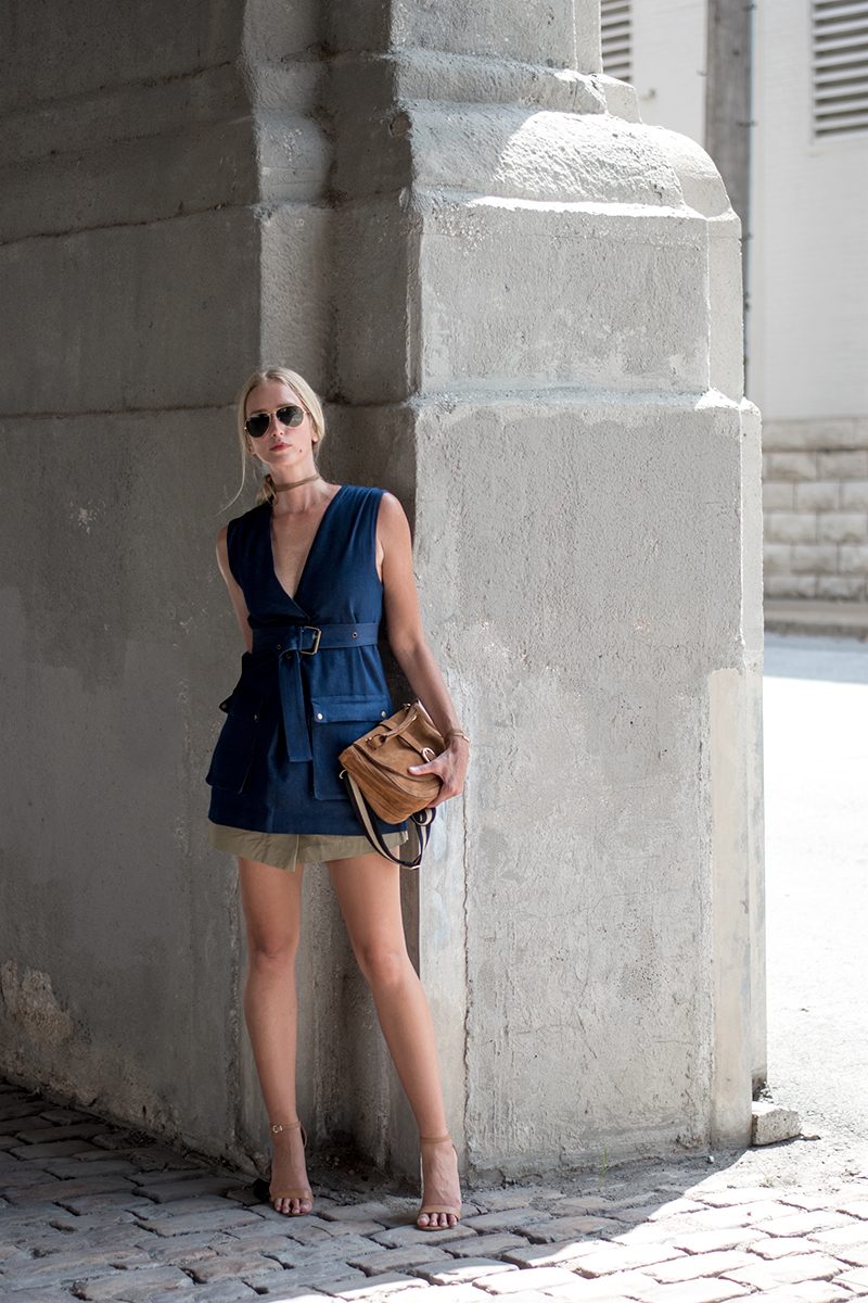 Need Supply Stelen Beatrice Denim Dress