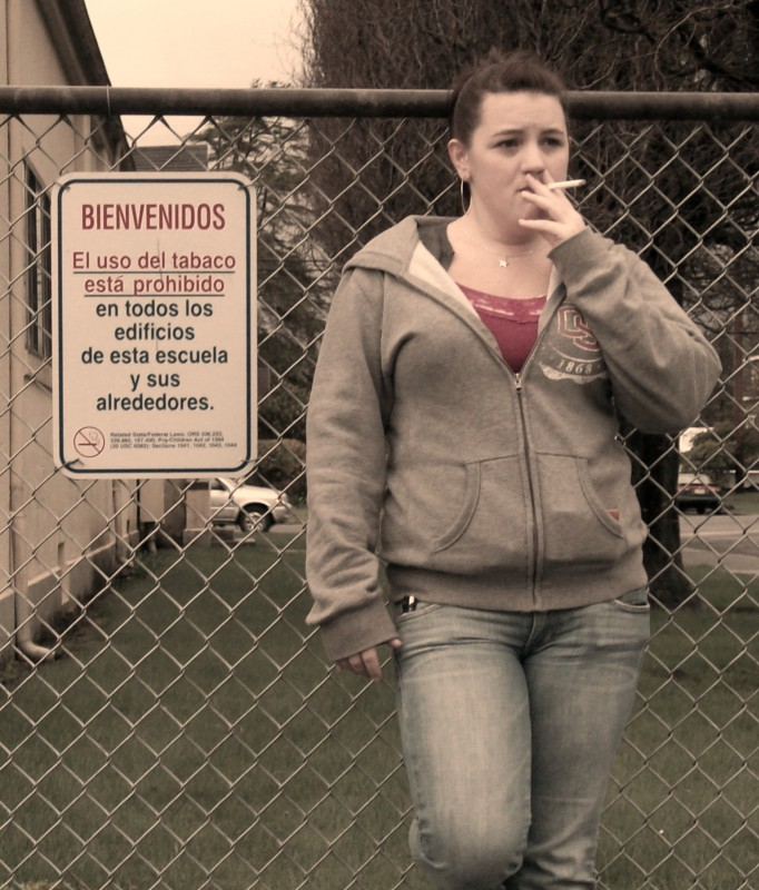 The Persistent Smoker