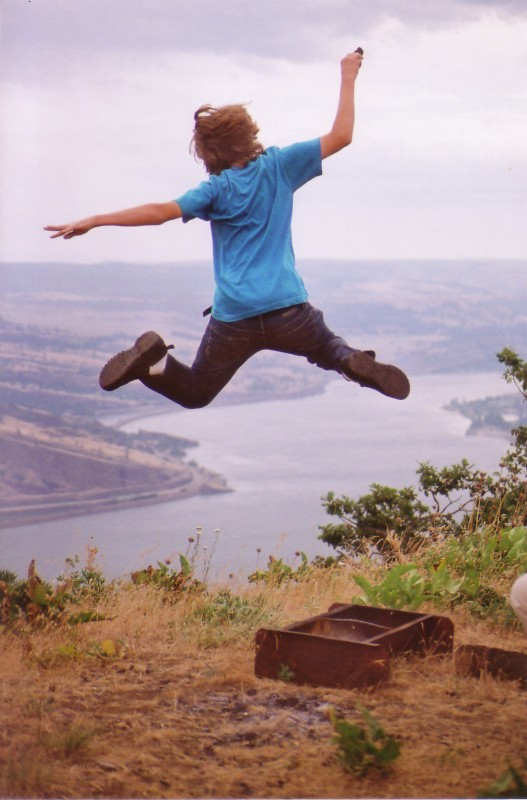 Jump to new heights