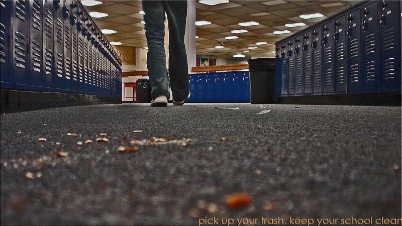 Why walk away?
