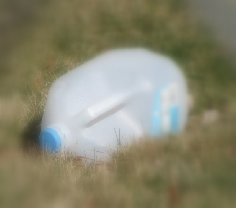 Don't Litter, Recycle!