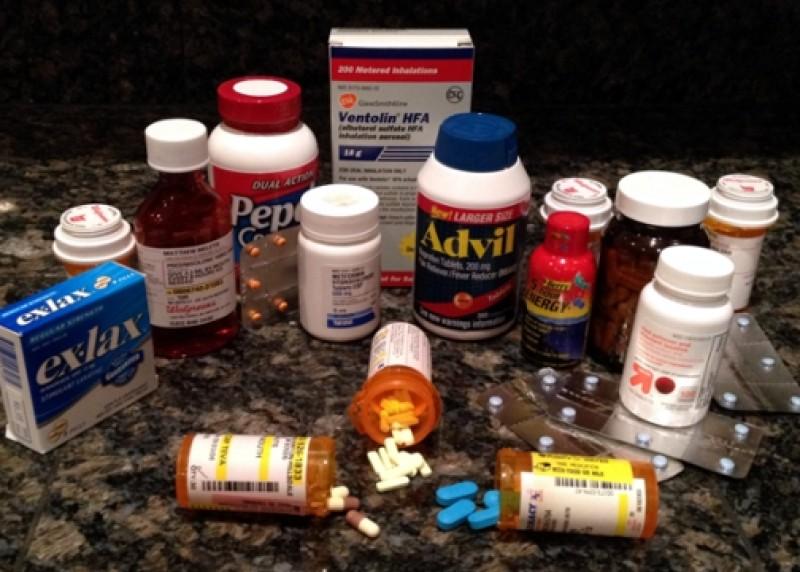 Medicated Symptoms