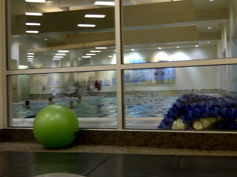 Swimming Corner