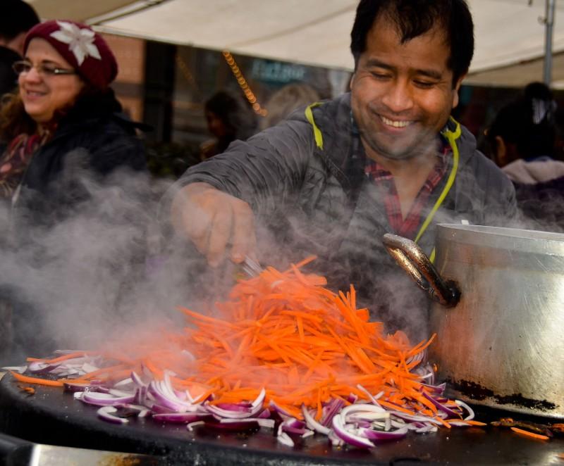Fry Sat Market