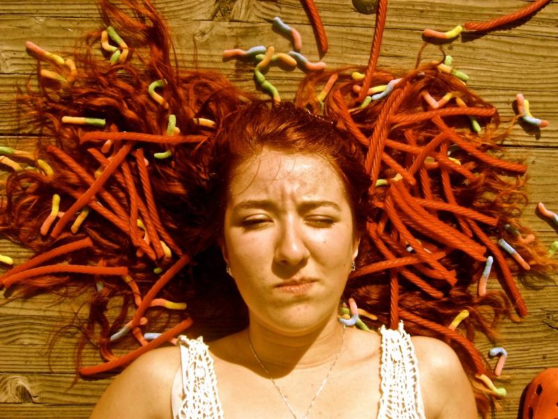 Junk hair