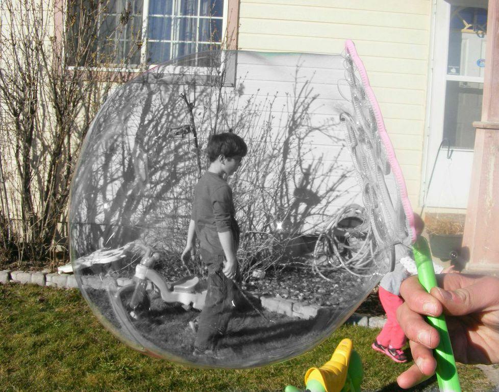 Stuck in a bubble? | Devin Smith | Age 17