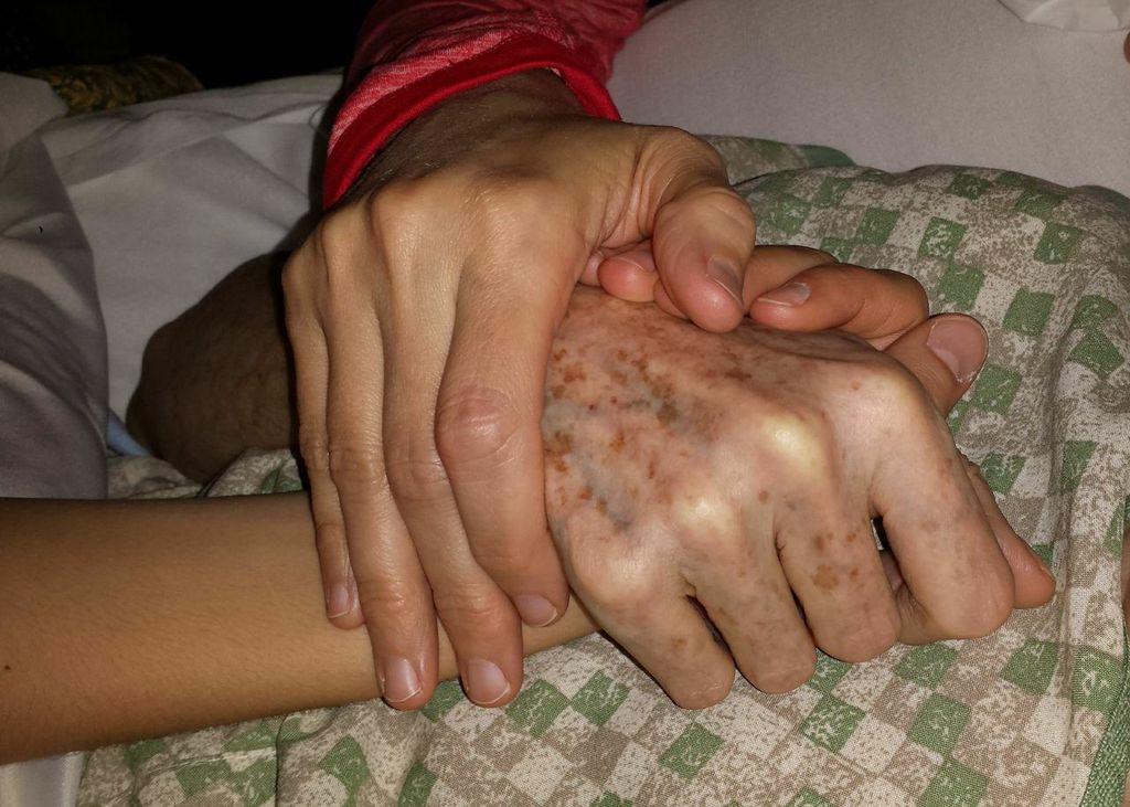 Three Generations of Love | Amanda Calderwood | Age 16