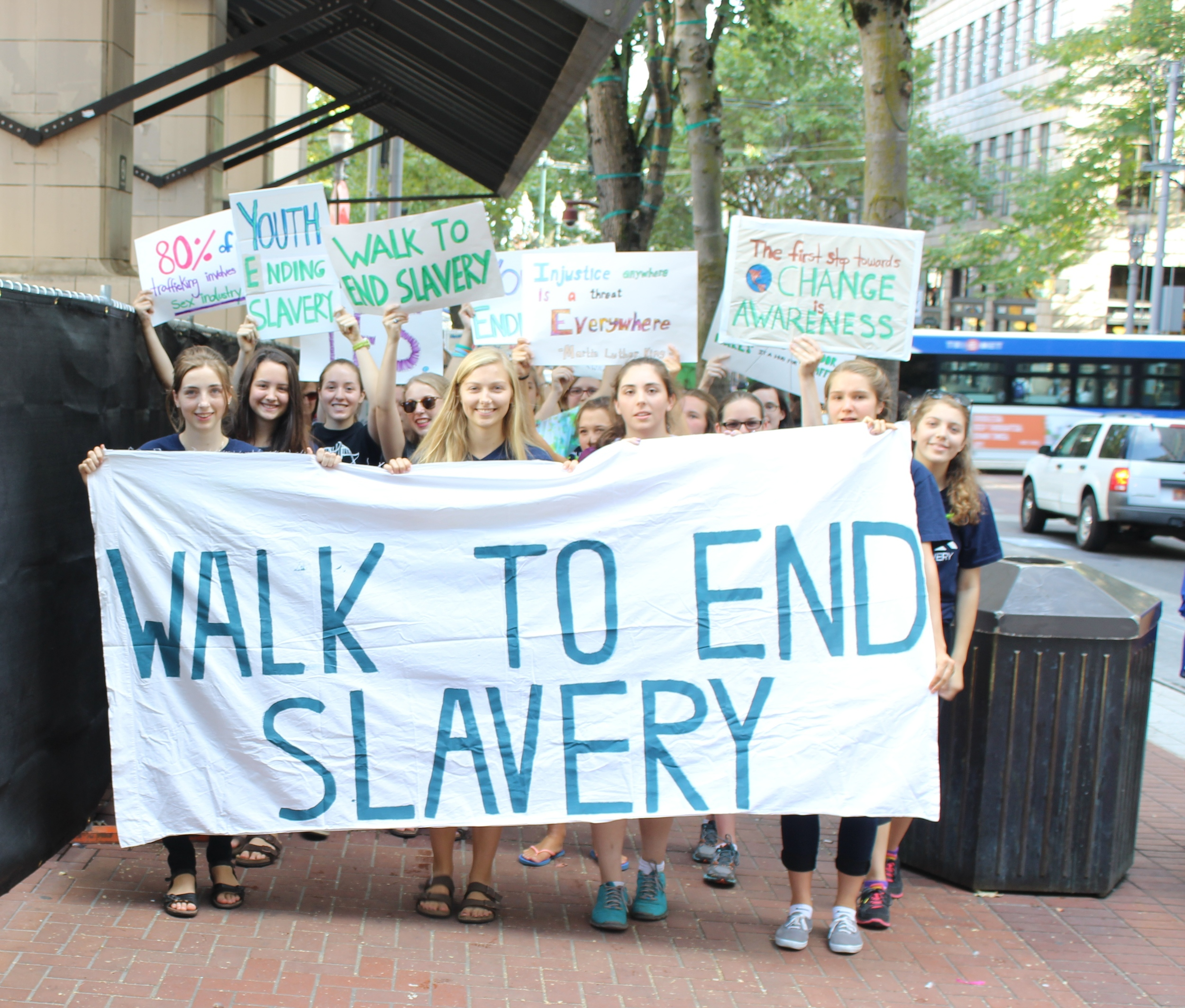 Youth Ending Slavery