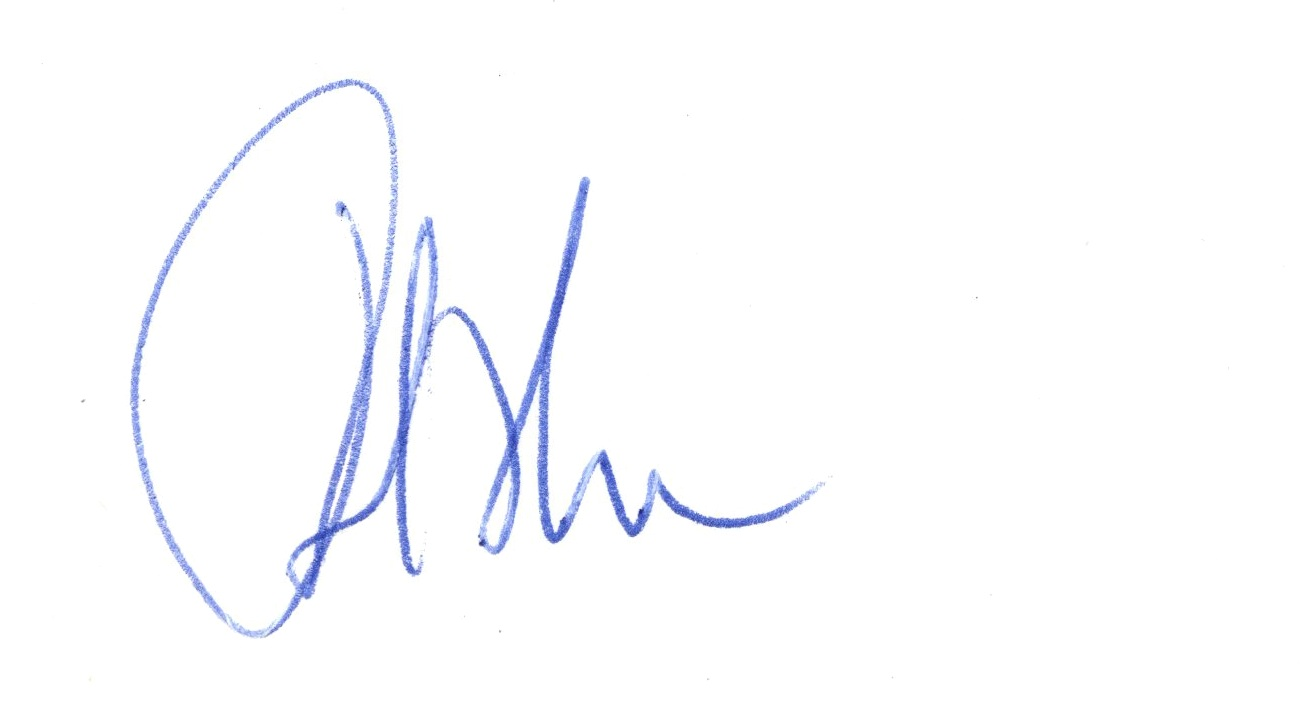 Phil Wu's signature