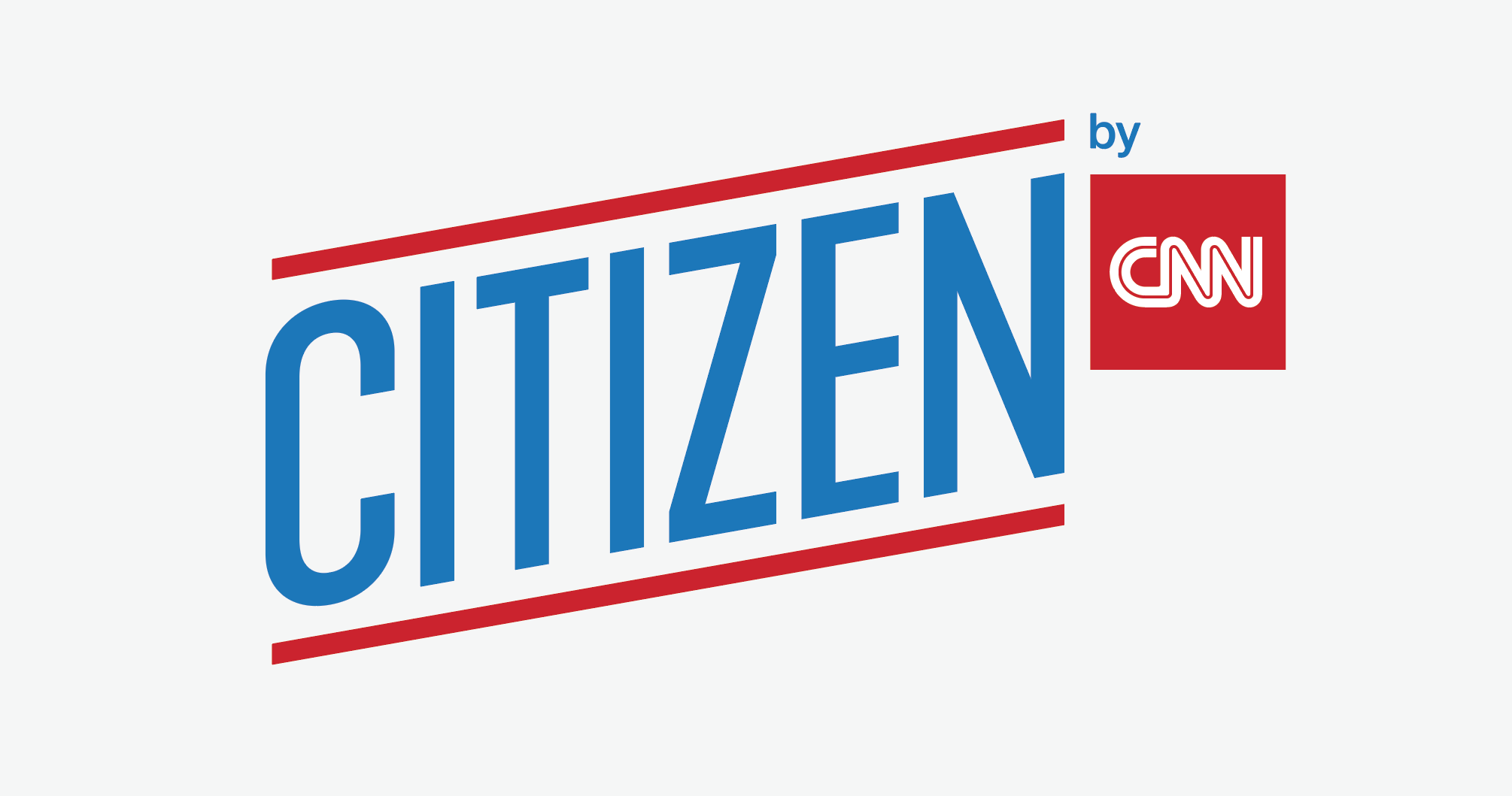 CITIZEN by CNN Logo  Role: Designer