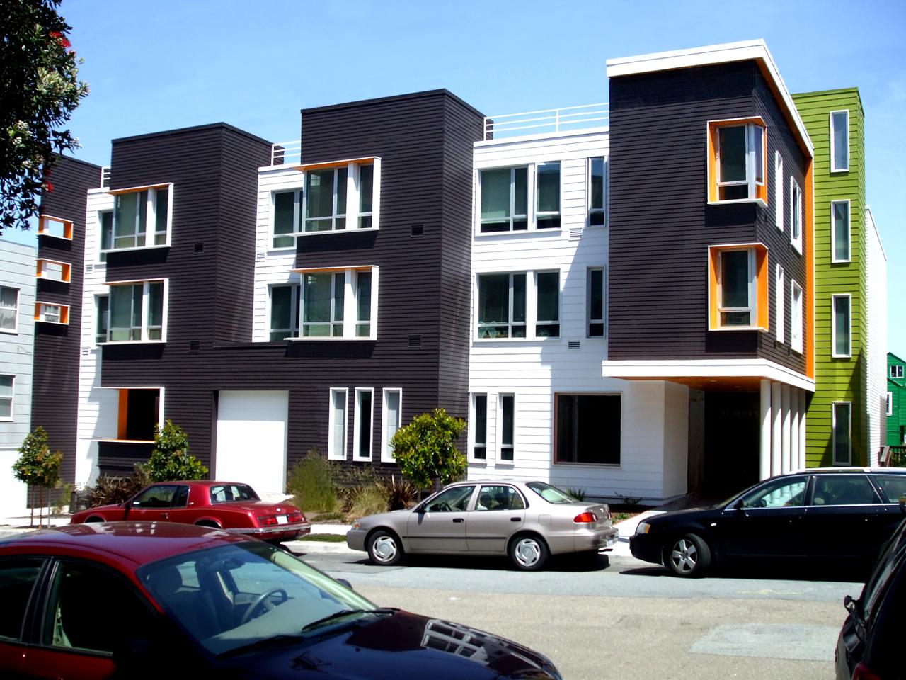 29th Avenue facade