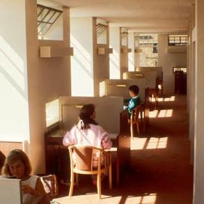 UNIVERSITY HIGH SCHOOL LIBRARY