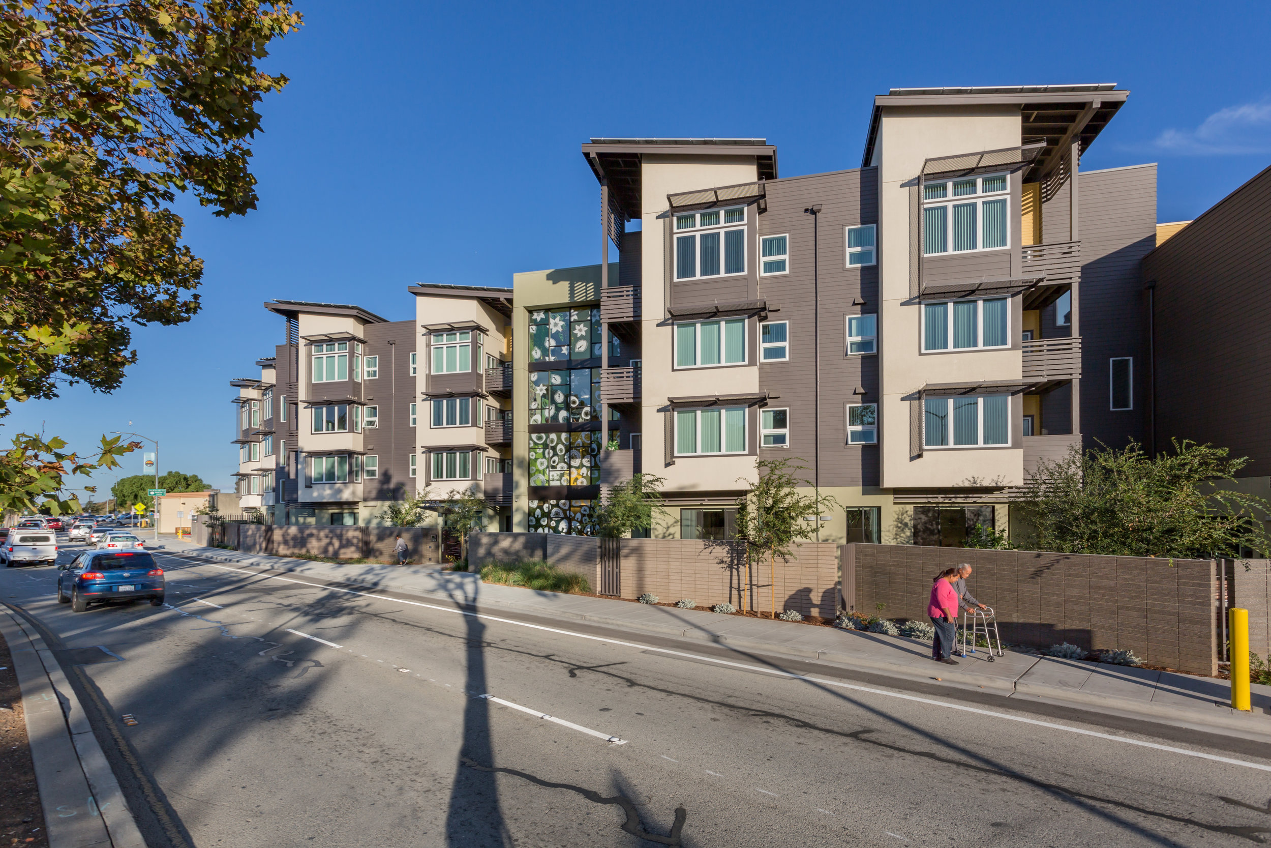 2018 Silicon Valley Business Journal Structures AwardsAfordable - Rate Residential Project -
