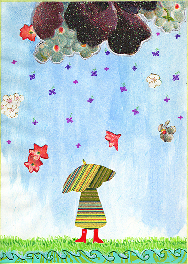 Flower Cloud's Silver Lining