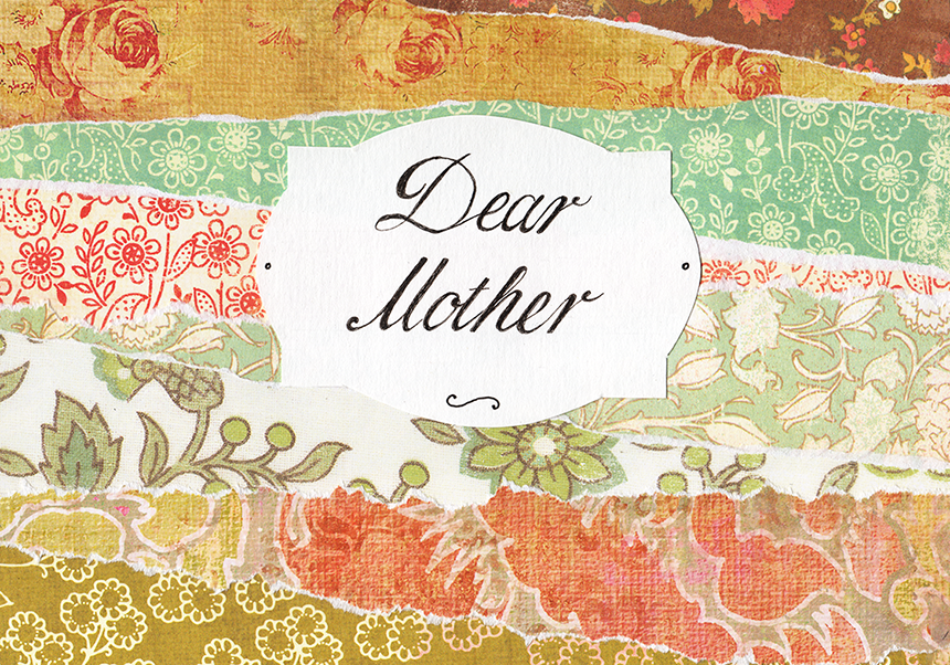 Dear Mother Mother's Day Card