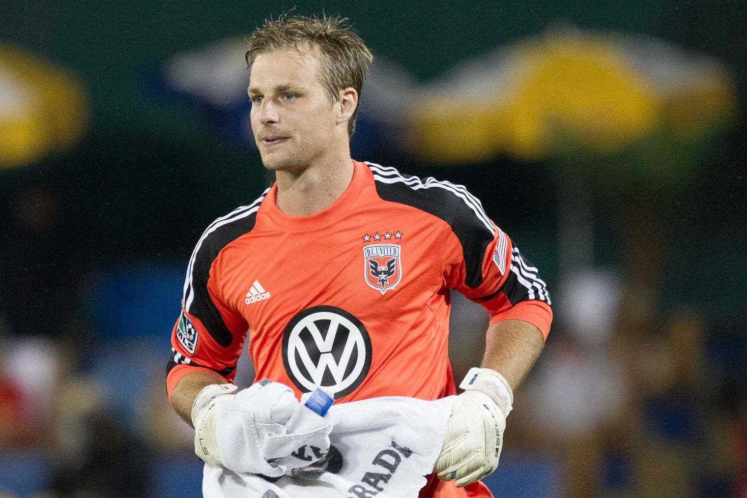 Dykstra earned 14 starts with DC United from 2012-2016. (Photo belongs to USA TODAY Sports)