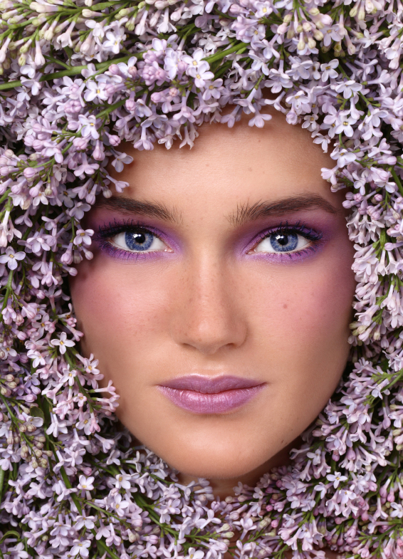 Photo of Lilac Woman, taken by Kepler space observatory