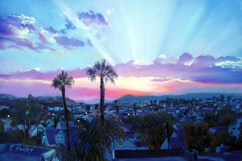San Clemente Sunrise