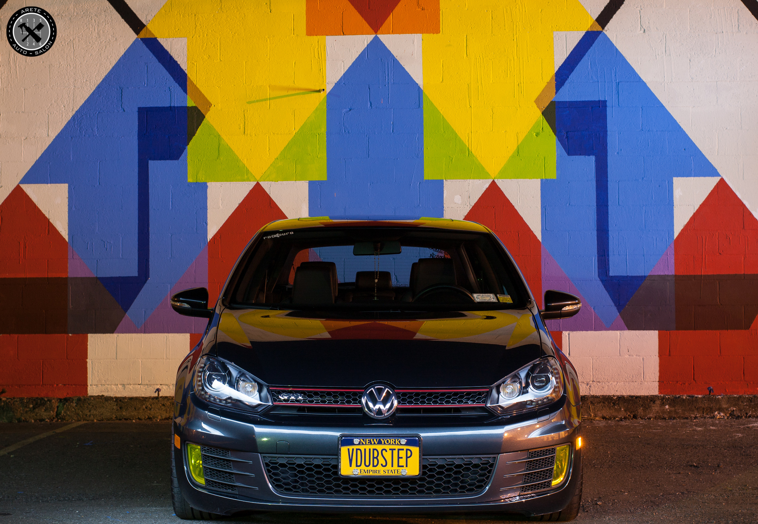 Rochester, NY wall therapy always provides great backdrops.