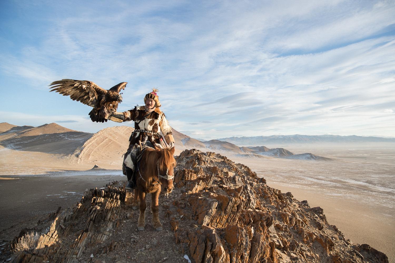 "Photography - ""Eagle Hunters"""