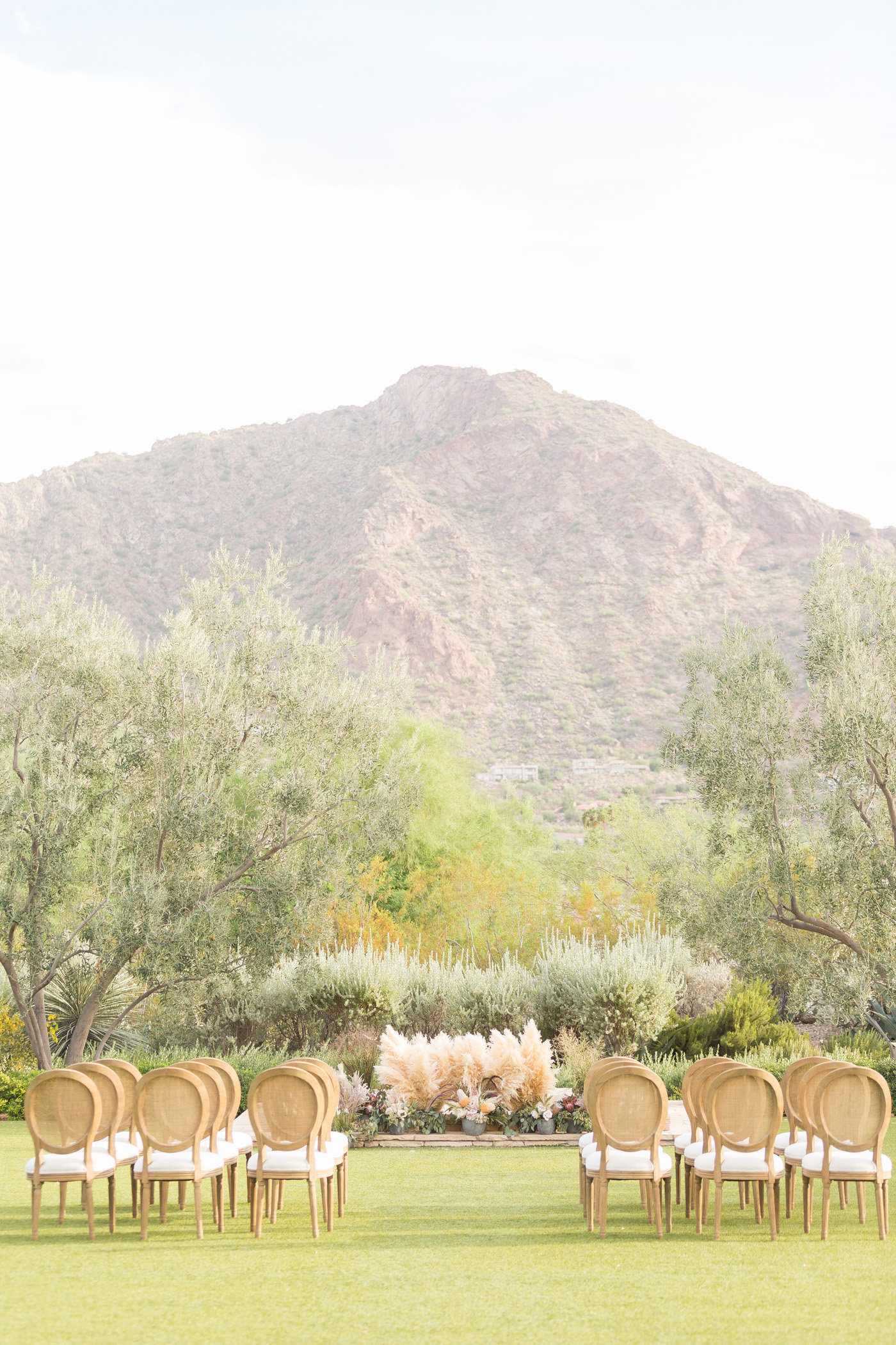 El Chorro Wedding with View of Camelback Mountain, Karlee K Photography