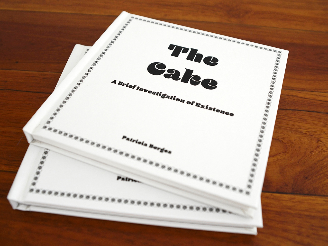 THE CAKE - [[BOOK///LIVRO]] (2016)