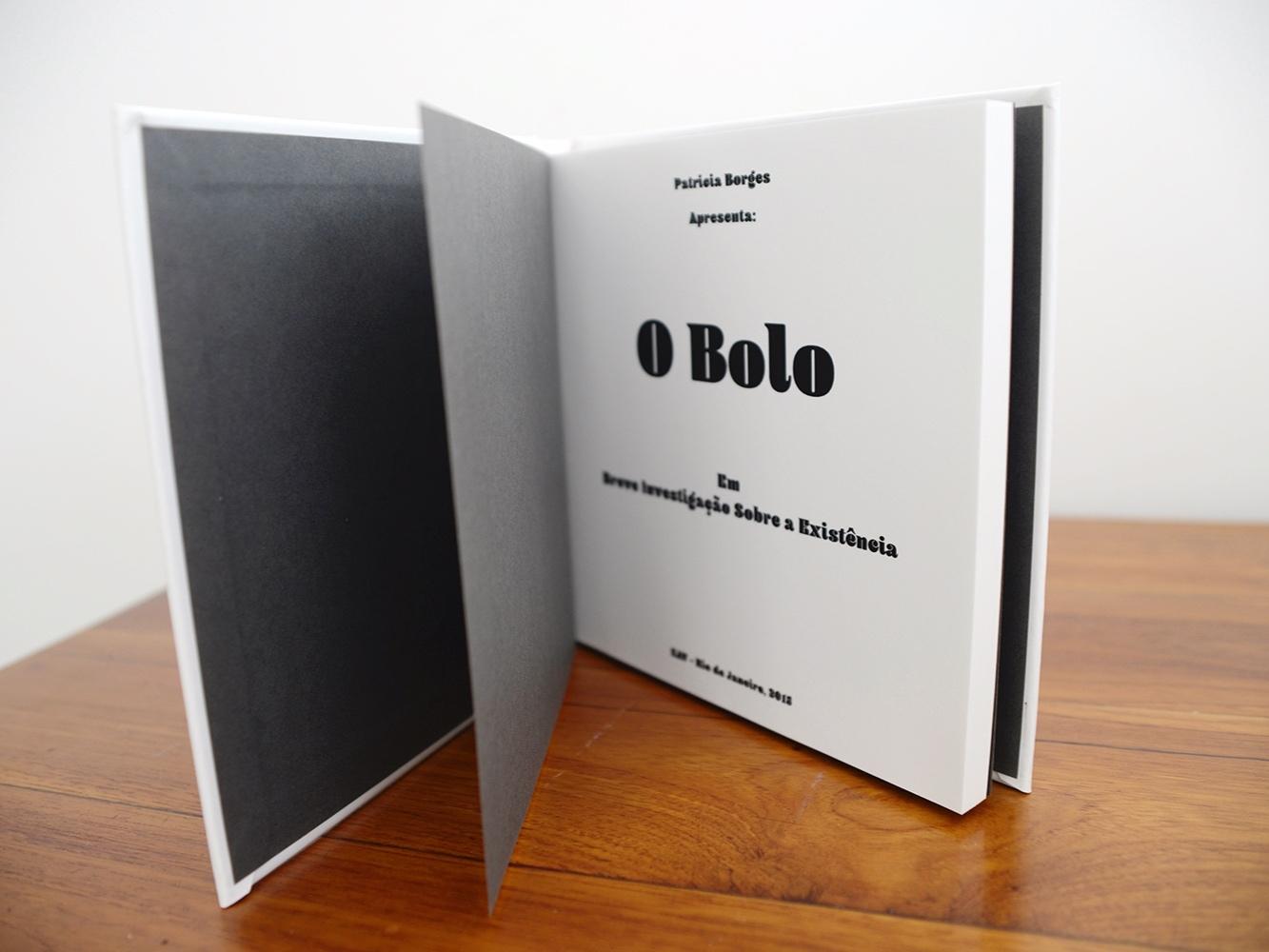 O BOLO - [[BOOK///LIVRO]] (2016)