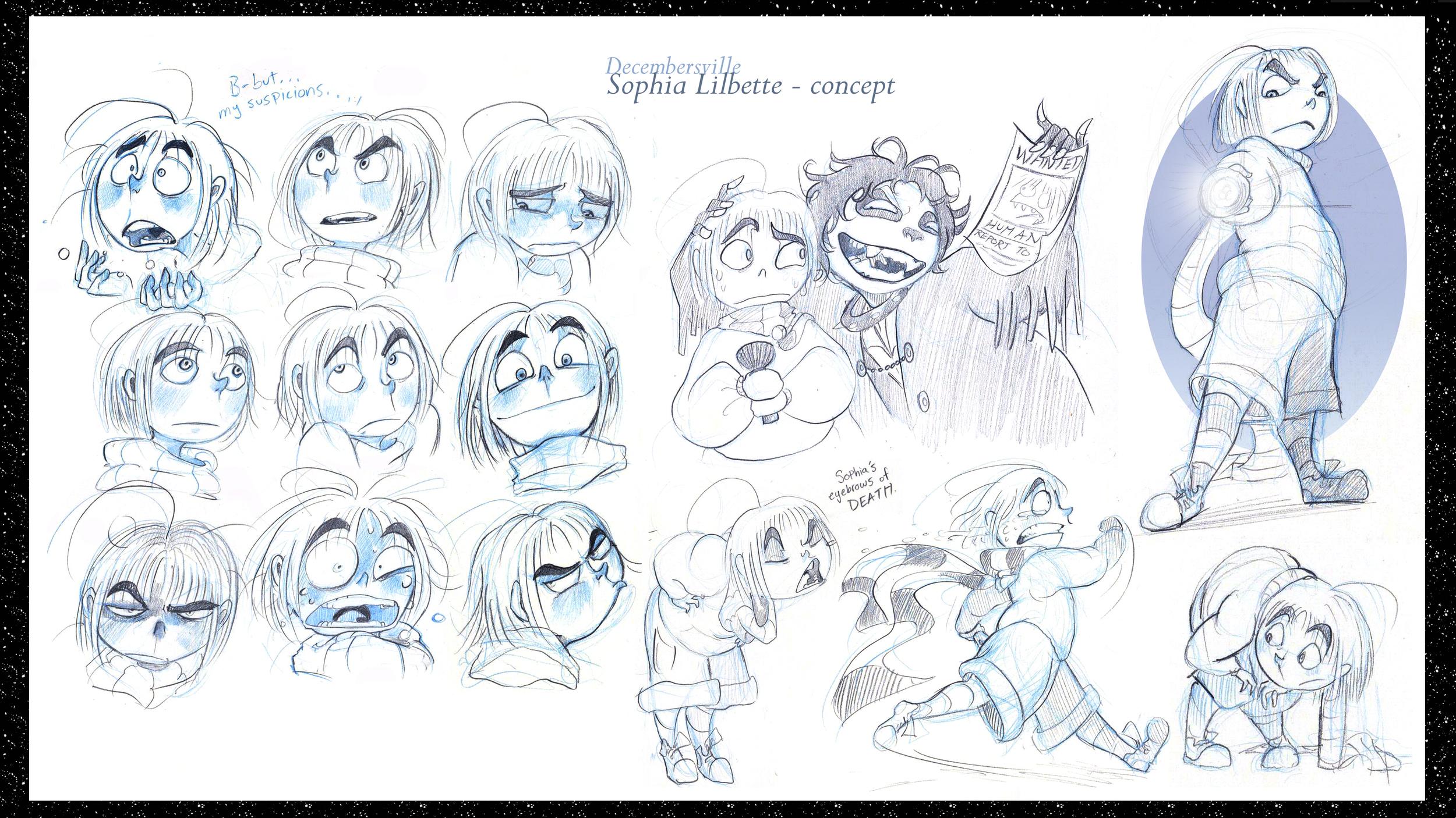 Sophia Concept Sheet