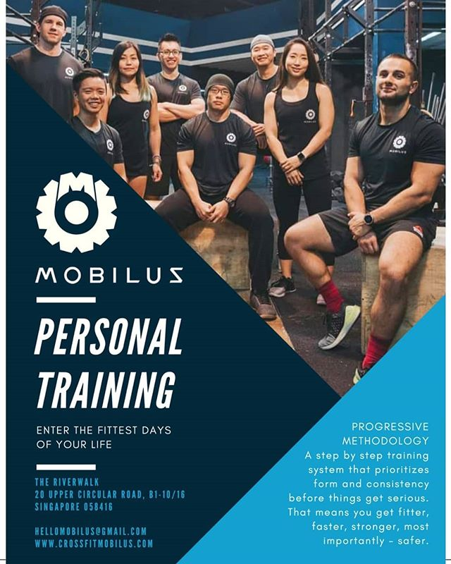 《Mobilus PT》 Why personal training? Because we all need a little help sometimes 🤗 . Are you a little short of that elusive bar muscle up? Would you like to have an individualised weightlifting program tailored according to your actual percentages? Or simply need that bit of our quality attention 😘 . We have a range of trainers to meet your goals. Arrange your free trial now 👍 #MobilusPT #crossfitmobilus #wearemobilus #crossfit