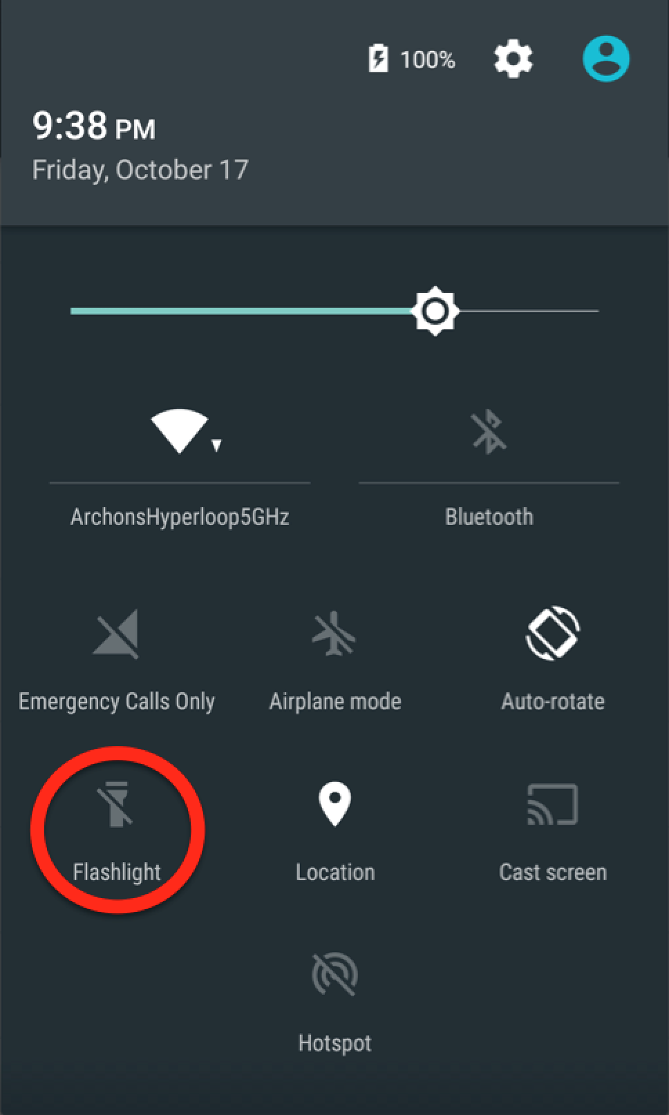 androidflashlight