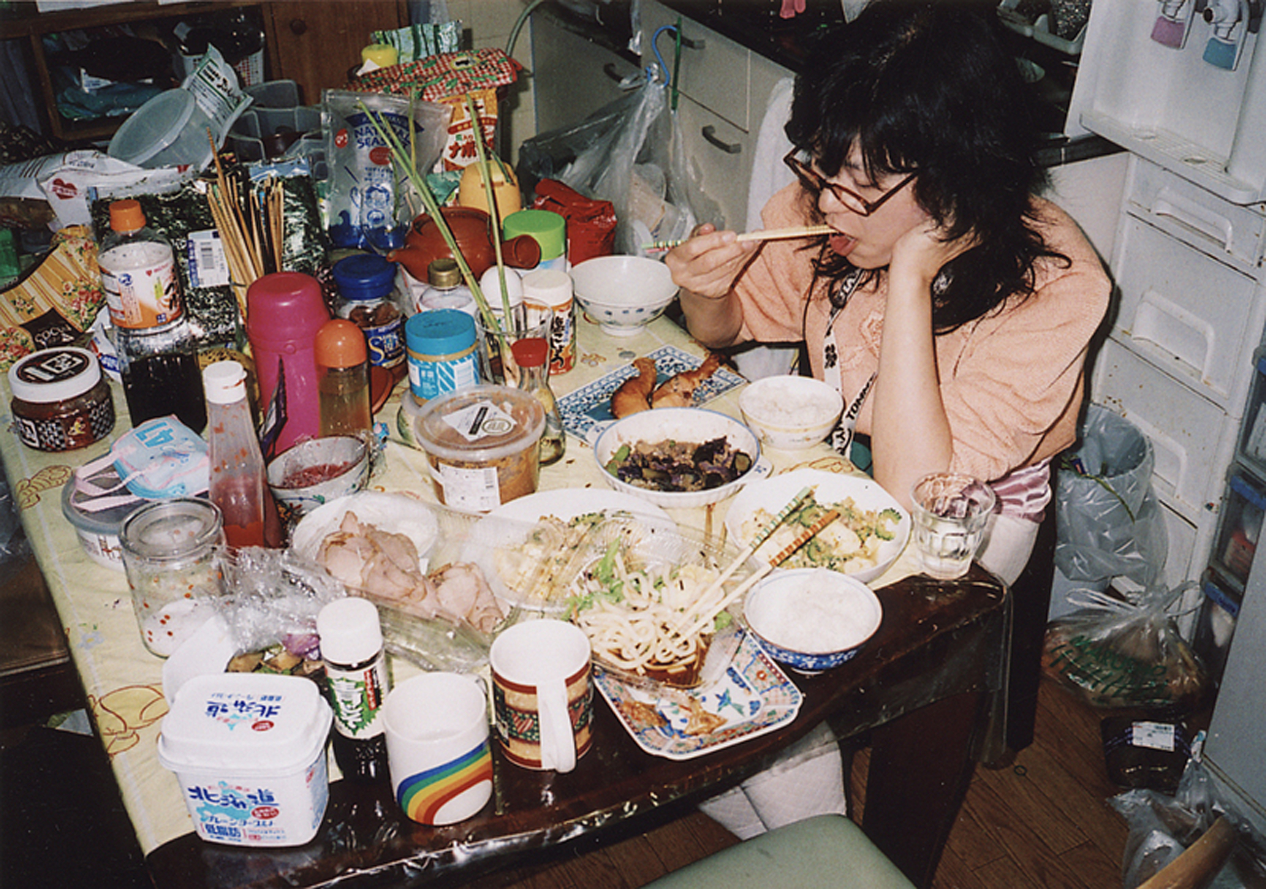 Motoyuki Daifu   My Mother Gobble Gobble  , 2010   c-print   20 x 24 inches   50.8 x 61 cm