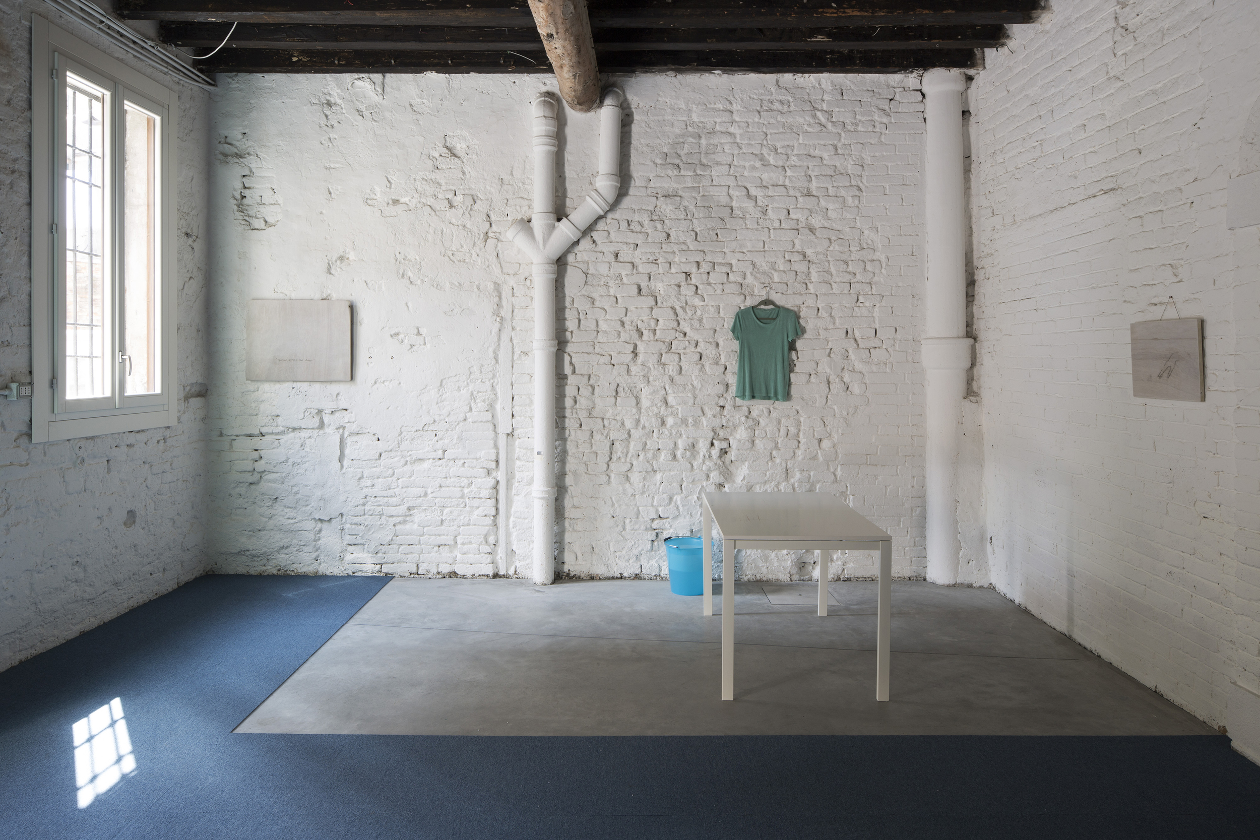 Lee Kit  ' You (you).' , 2013 Installation view at the 55th Venice Biennale Photo: David Levine Courtesy the artist, M+, WKCDA, HKADC, and Lombard Freid Gallery