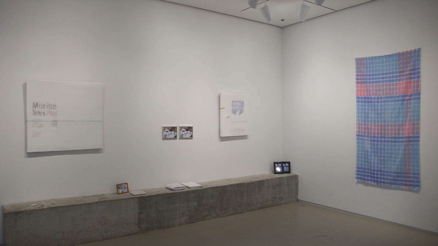 Lee Kit   1,2,3,4...  , 2011 Installation view at Lombard Freid Gallery, New York